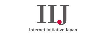 ロゴ:株式会社インターネットイニシアティブ