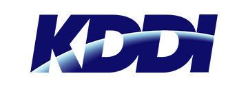 ロゴ:KDDI株式会社