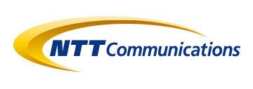 ロゴ:NTTコミュニケーションズ株式会社