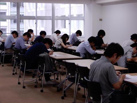 第2回AITAC集中セミナー認定試験が行われました